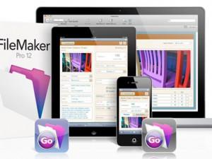 FileMaker業務システム