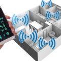 メッシュWi-Fiで電波状況の改善を図る